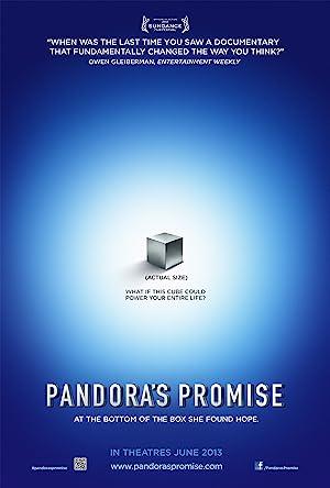 Where to stream Pandora's Promise
