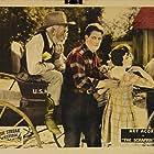 Art Acord, C.E. Anderson, and Velma Connor in The Scrappin' Kid (1926)