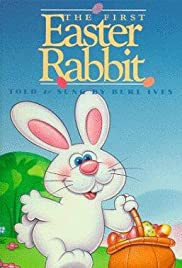 The First Easter Rabbit Poster