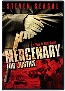 Mercenary for Justice (2006 Video)