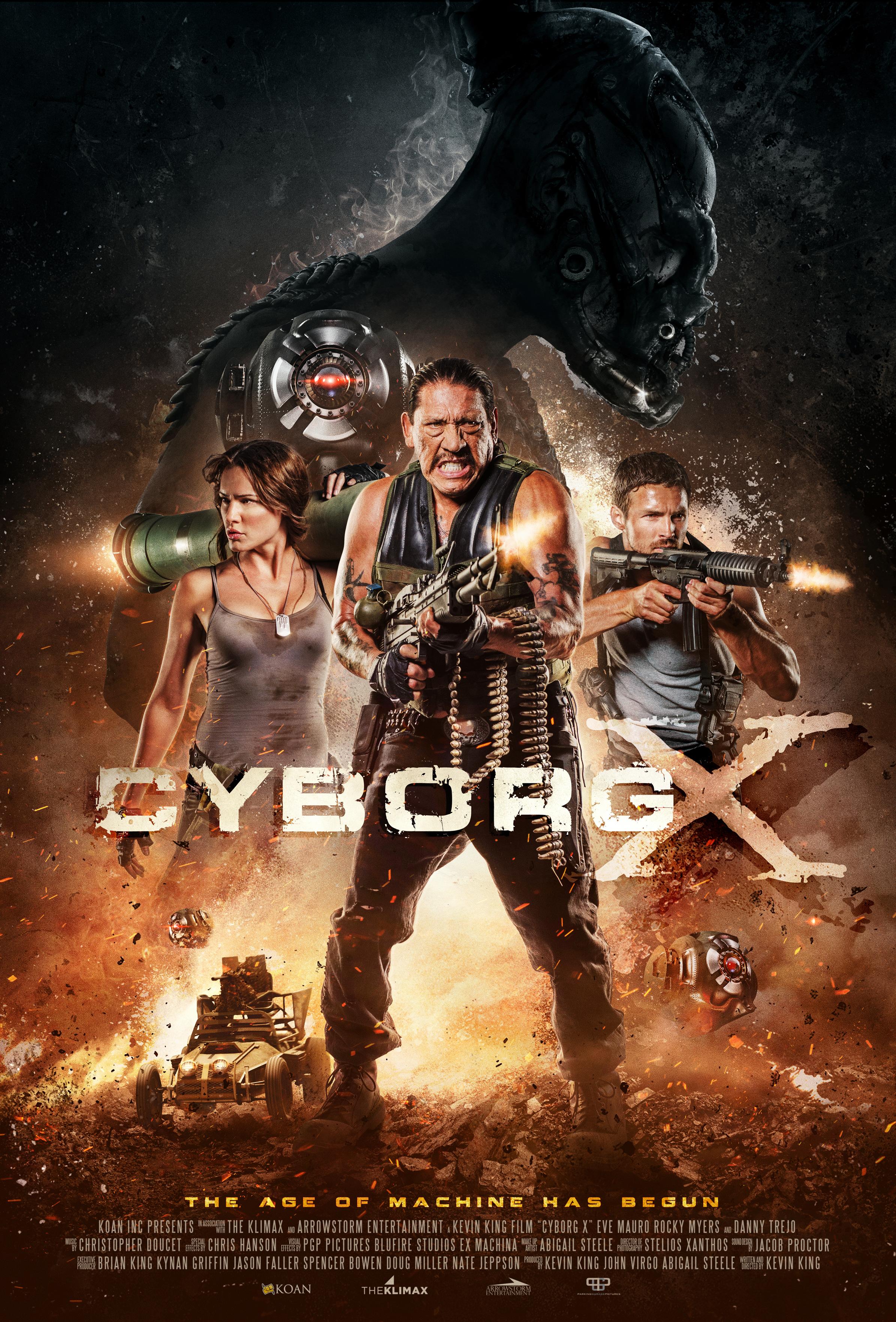 Cyborg X 2016 Imdb