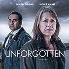Sanjeev Bhaskar and Nicola Walker in Unforgotten (2015)