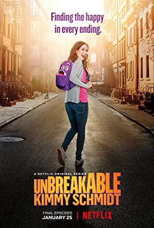 View Unbreakable Kimmy Schmidt - Season 4 (2015) TV Series poster on INDOXX1