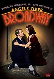 Angels Over Broadway(1940) Poster - Movie Forum, Cast, Reviews