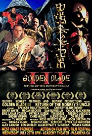 Golden Blade III: Return of the Monkey's Uncle Poster