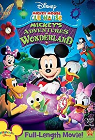 Primary photo for Mickey's Adventures in Wonderland