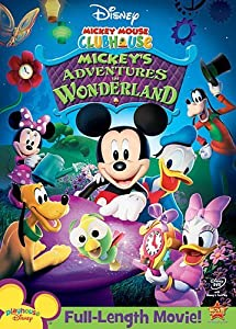 Amazon downloads movies Mickey's Adventures in Wonderland by Donovan Cook [hd1080p]