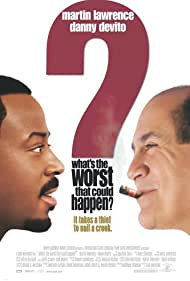 Danny DeVito and Martin Lawrence in What's the Worst That Could Happen? (2001)