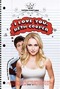 Websites to download the latest movies I Love You, Beth Cooper by [BDRip]