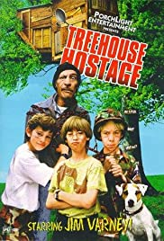 Treehouse Hostage Poster