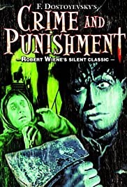 Crime and Punishment Poster