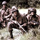 Frank John Hughes, Damian Lewis, and Andrew Scott in Band of Brothers (2001)