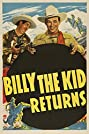 Billy the Kid Returns (1938) Poster