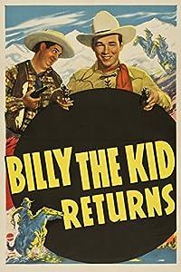 Billy the Kid Returns USA