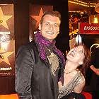 """Christian Magdu and Teresa Fabik at the Stockholm gala premiere of """"Starring Maja (Prinsessa) (2009)"""""""