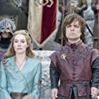 Peter Dinklage and Lena Headey in Game of Thrones (2011)