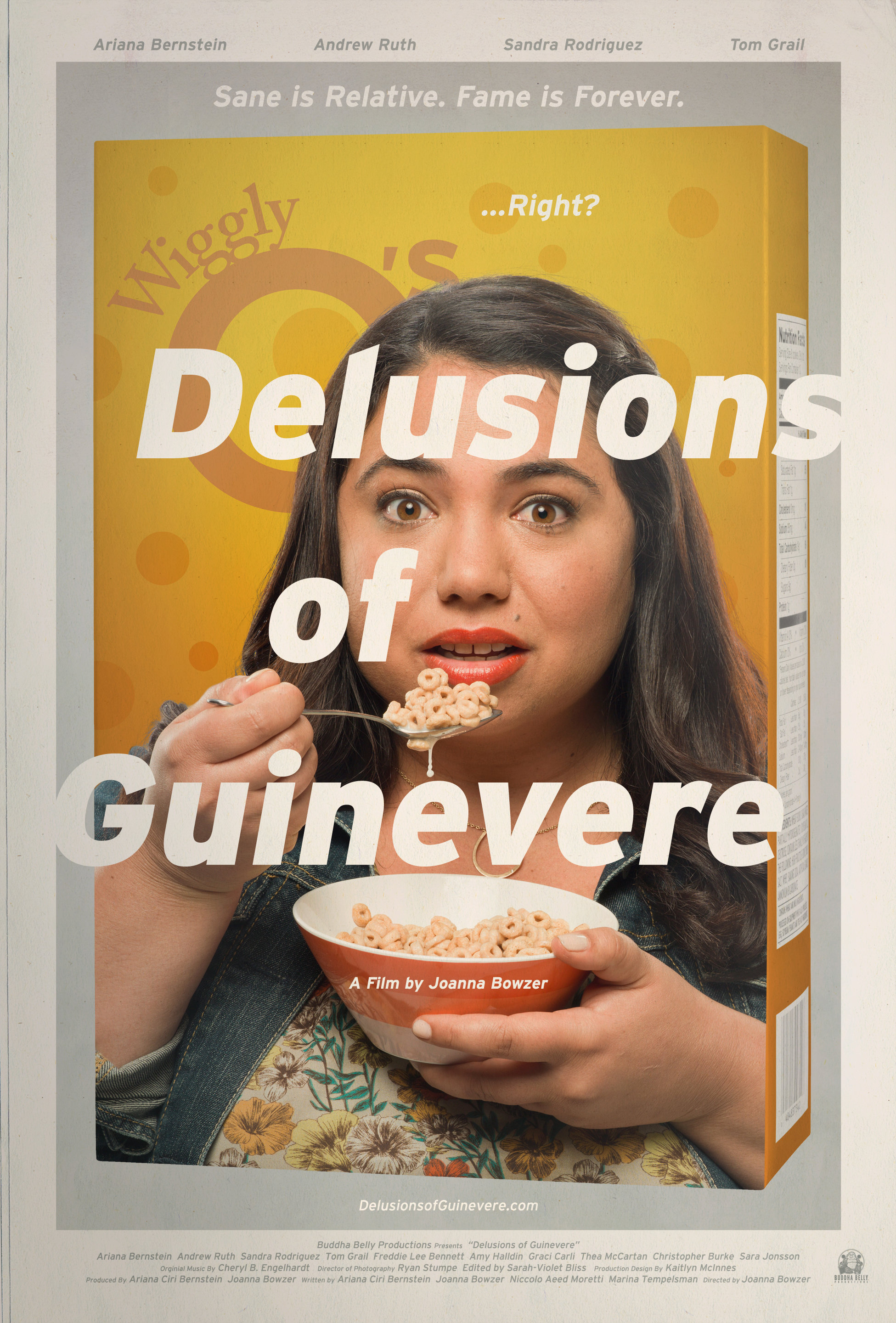 Delusions of Guinevere on FREECABLE TV