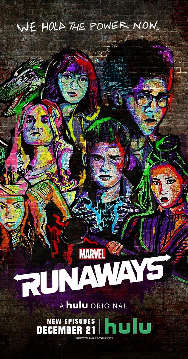 Runaways (TV Series 2017– ) - IMDb
