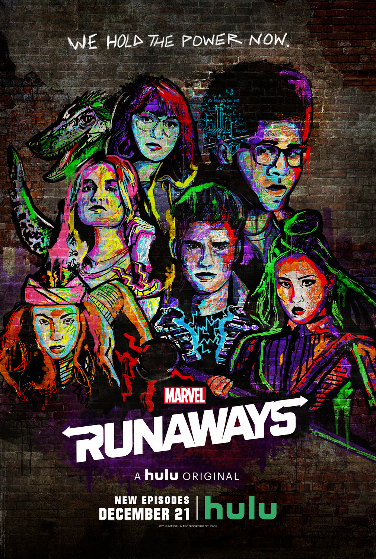 Runaways Season 1 COMPLETE WEBRip 480p & 720p