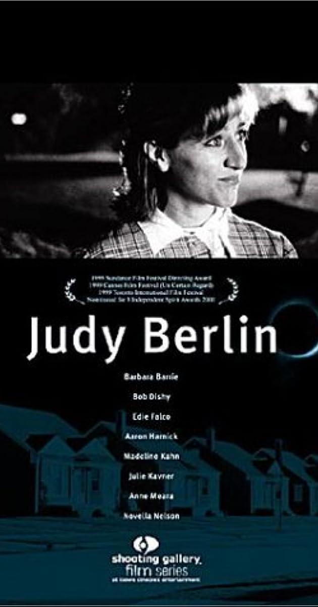 Judy Berlin 1999 Imdb