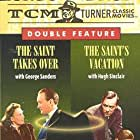 George Sanders and Wendy Barrie in The Saint Takes Over (1940)