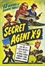 Secret Agent X-9 (1945) Poster
