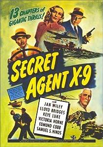 Movie phone Secret Agent X-9 by [1920x1600]