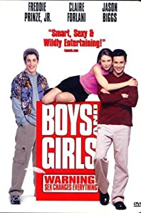 Boys and Girls Kris Isacsson