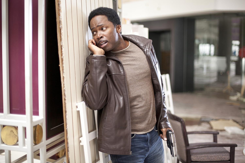 Harold Perrineau in Seeking Justice (2011)