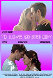 To Love Somebody Poster