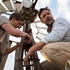Russell Crowe and Ryan Corr in The Water Diviner (2014)
