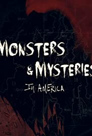 Monsters and Mysteries in America Poster