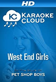 West End Girls Poster