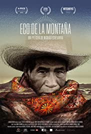 Eco de la montaña Poster