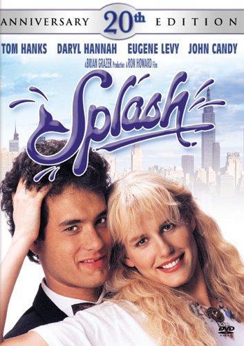 Tom Hanks and Daryl Hannah in Splash (1984)