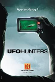 UFO Hunters Poster