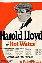Hot Water (1924) Poster - Movie Forum, Cast, Reviews