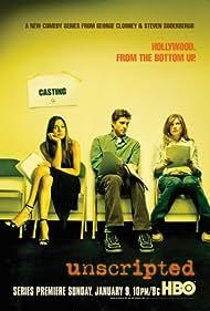Krista Allen, Jennifer Hall, and Bryan Greenberg in Unscripted (2005)