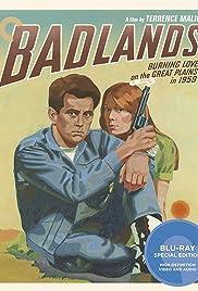 Making 'Badlands' Poster