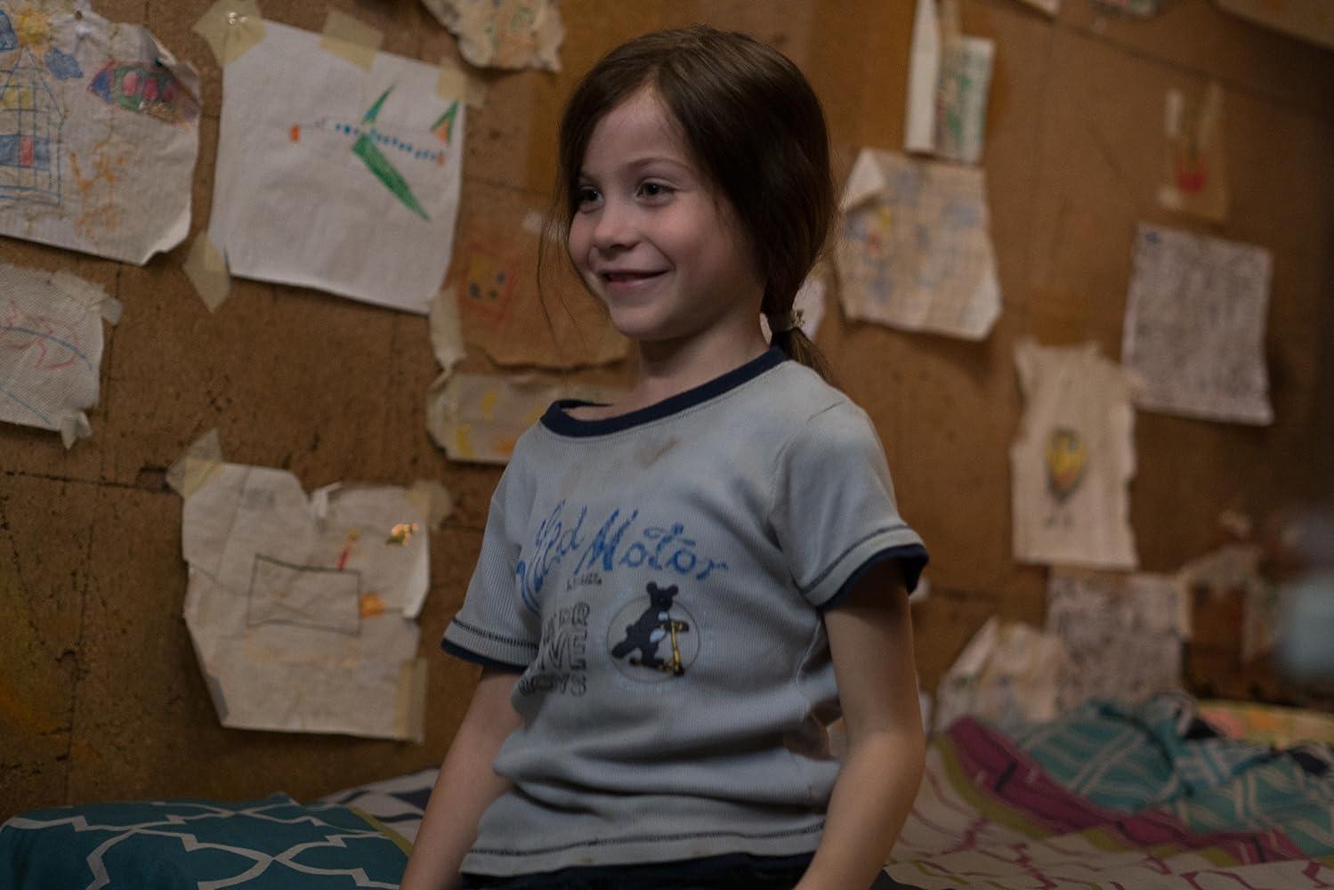 Jacob Tremblay in Room (2015)