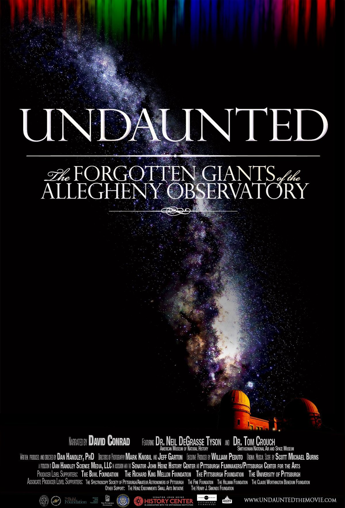 Undaunted: The Forgotten Giants of the Allegheny Observatory on FREECABLE TV