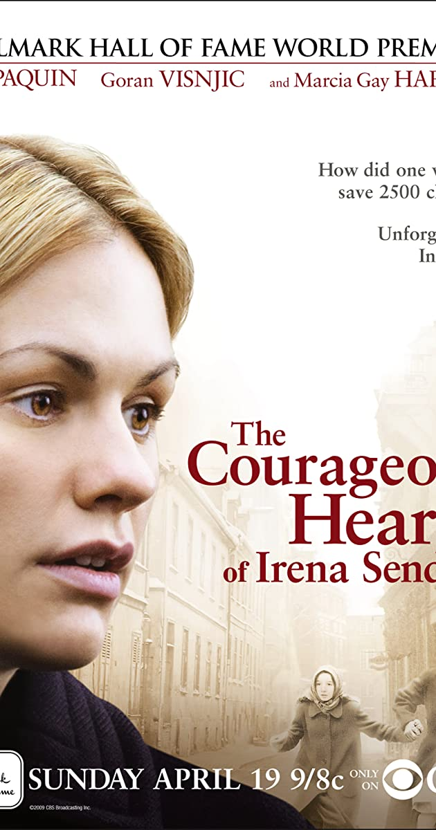 The Courageous Heart Of Irena Sendler Tv Movie 2009 Imdb