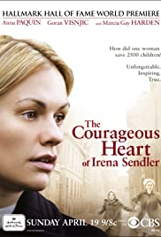 The Courageous Heart of Irena Sendler Poster
