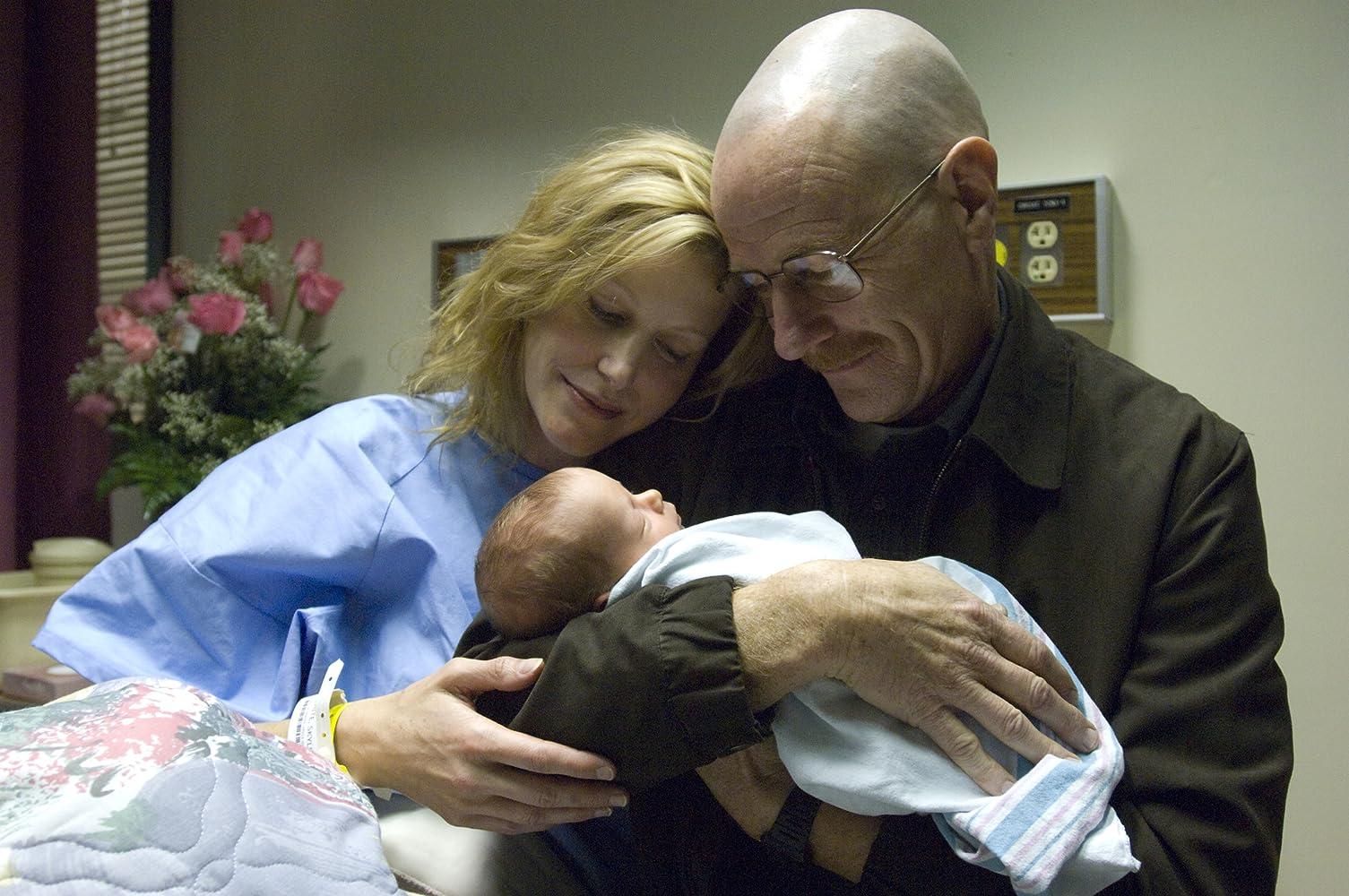 Bryan Cranston and Anna Gunn in Breaking Bad (2008)