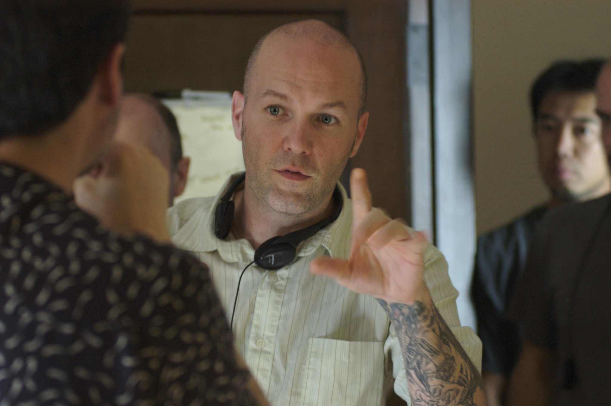 Fred Durst in The Education of Charlie Banks (2007)