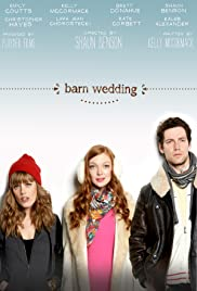 Barn Wedding Poster