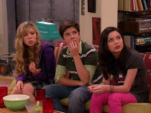 iCarly 2×09 – El Voto de Rock