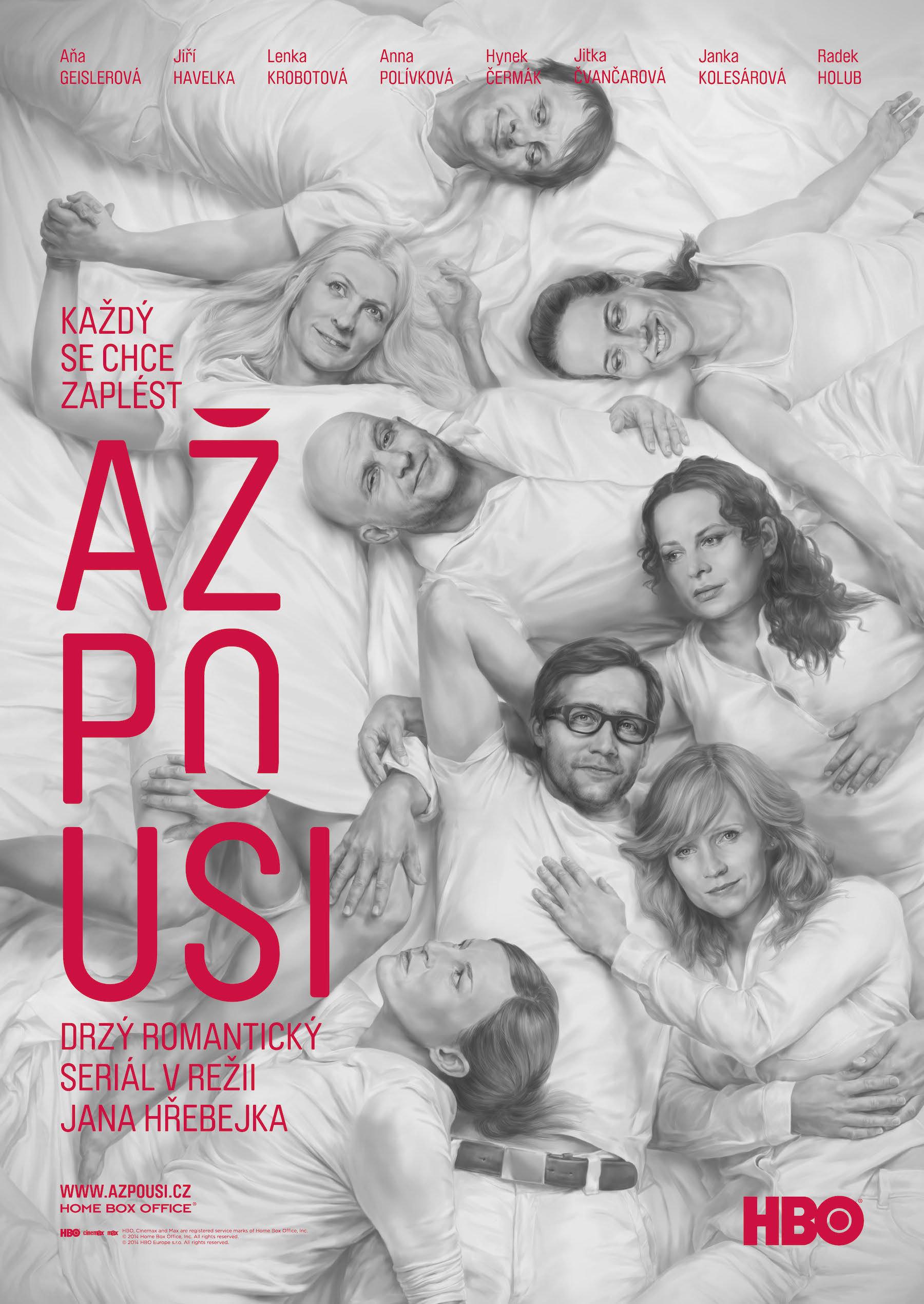 Az po usi (TV Series 2014– ) - IMDb