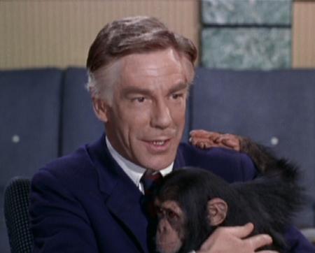 Michael Gough in Konga (1961)