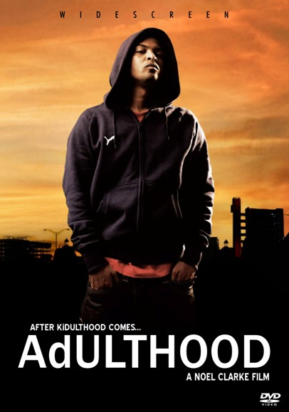 Adulthood Variant DVD cover